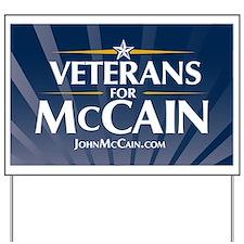 McCain Yard Signs Yard Sign