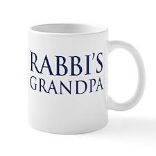 Rabbi's Grandpa Mug