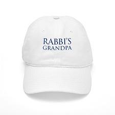 Rabbi's Grandpa Baseball Cap