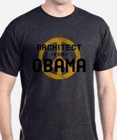 Architect for Obama T-Shirt