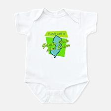 I Still Call It Garden State Infant Bodysuit