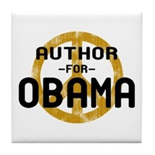 Author for Obama Tile Coaster