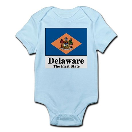 Delaware Infant Creeper