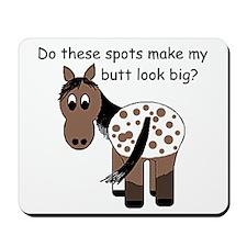 Big Butt Appy Mousepad