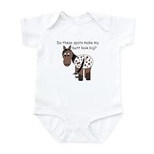 Big Butt Appy Infant Bodysuit