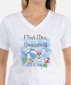 Grandma Baby Boy Shirt