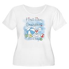 Grandma Baby Boy T-Shirt