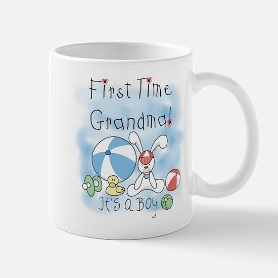 Grandma Baby Boy Mug