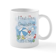 Grandma Baby Boy Small Mug