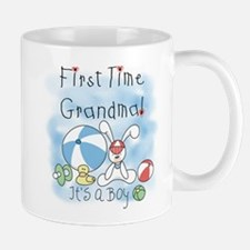 Grandma Baby Boy Small Small Mug
