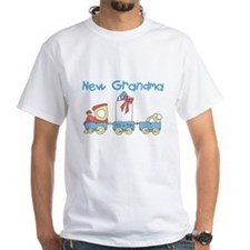 Train New Grandma Shirt