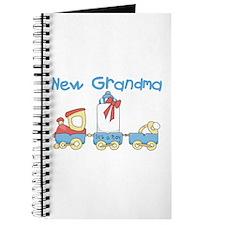 Train New Grandma Journal