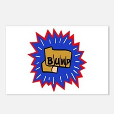 BUMP Postcards (Package of 8)