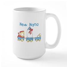 Train New Nana Mug