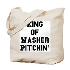 Unique Pitching Tote Bag