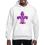 FLEUR DE LI Hooded Sweatshirt
