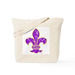 FLEUR DE LI Tote Bag