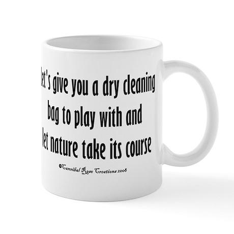 Dry Clean Solution Mug
