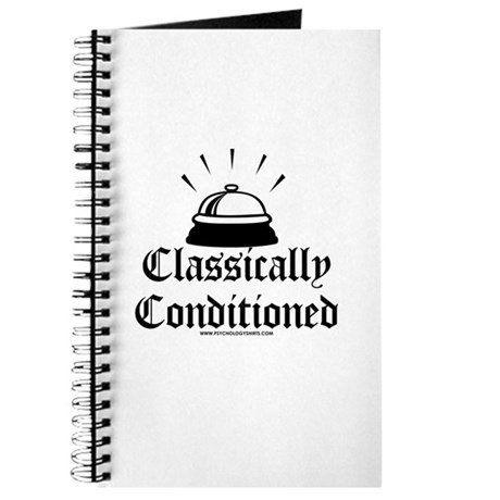 Classically Conditioned Journal
