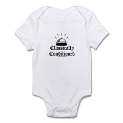 Classically Conditioned Infant Bodysuit