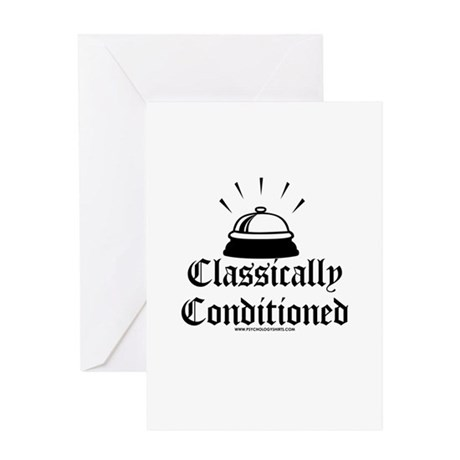 Classically Conditioned Greeting Card