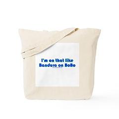 Bandura on Bobo Tote Bag