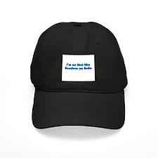 Bandura on Bobo Baseball Hat