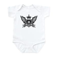 Kick Ass Social Worker Infant Bodysuit