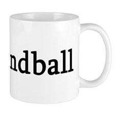 I Love Handball Mug