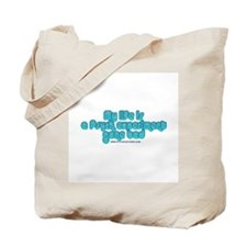 Psych Experiement Gone Bad Tote Bag