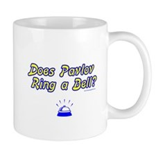 Does Pavlov Ring A Bell Mug