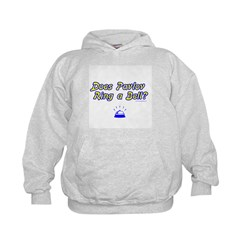 Does Pavlov Ring A Bell Hoodie