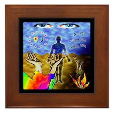 Yosef the Dreamer Framed Tile