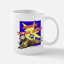 Pit bull, bully, amstaff, pop art design Mug