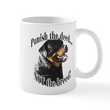Rottweiler Anti-BSL 3 Mug