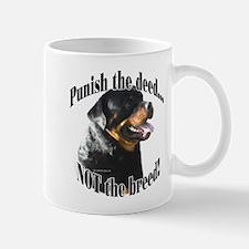Rottweiler Anti-BSL 3 Small Small Mug