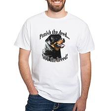 Rottweiler Anti-BSL 3 Shirt