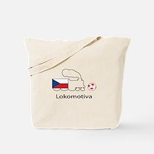 "Whooligan Czech ""Lokomotiva"" Tote Bag"