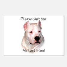 Dogo BSL1 Postcards (Package of 8)