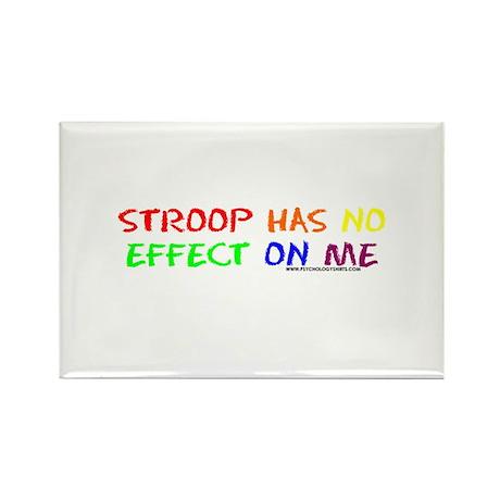 Stroop Effect Rectangle Magnet