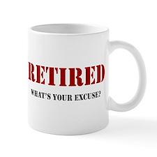Funny Retirement Mug