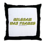 Milgram Was Framed Throw Pillow