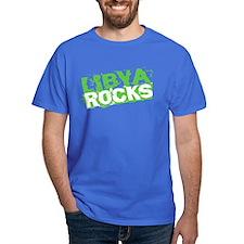 Libya Rocks T-Shirt