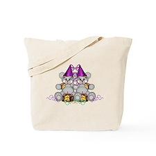 BIRTHDAY TWINS Tote Bag