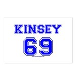 Kinsey Jersey Postcards (Package of 8)