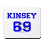 Kinsey Jersey Mousepad