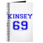 Kinsey Jersey Journal