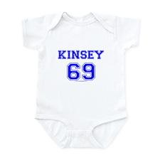 Kinsey Jersey Infant Bodysuit