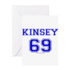 Kinsey Jersey Greeting Card