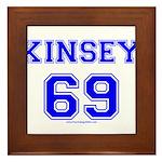 Kinsey Jersey Framed Tile